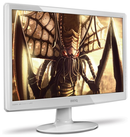 BenQ RL2240H - World's First RTS Gaming Monitor