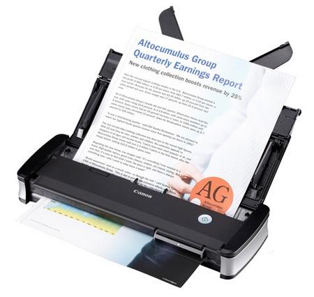 Canon imageFORMULA P-215 Personal Document Scanner 1