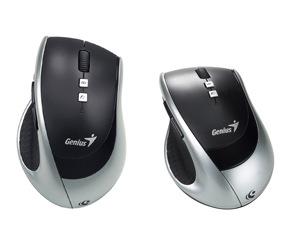 Genius DX-ECO Battery-Free BlueEye Mouse