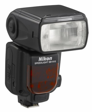 Nikon Speedlight SB-910 DSLR Flash 1