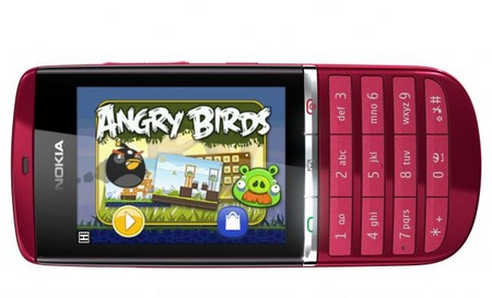 Nokia Asha 300 S40 Phone 1
