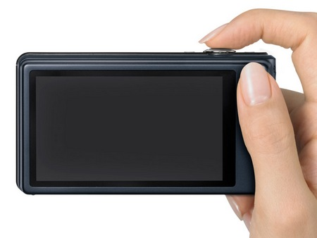 Panasonic LUMIX DMC-3D1 33D Digital Camera back