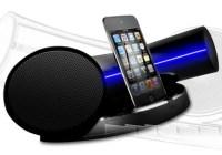 Speakal iKruv Starship-like iPod iPhone Docking Station
