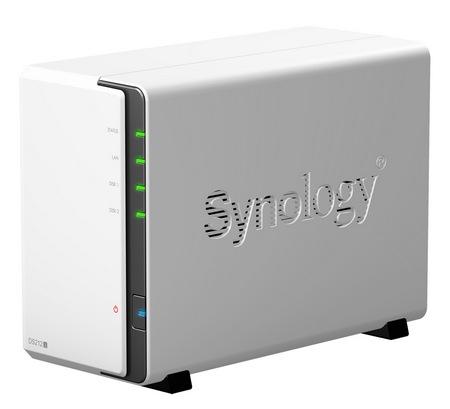Synology DiskStation DS212j NAS Server 1