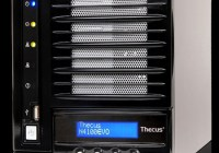 Thecus N4100EVO 4-Bay NAS powered by Dual-core Cavium Processor 1