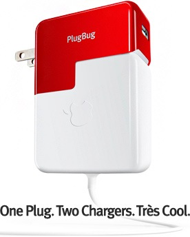 Twelve South PlugBug iPhone iPad Charger Attaches to MacBook Power Adapter 1