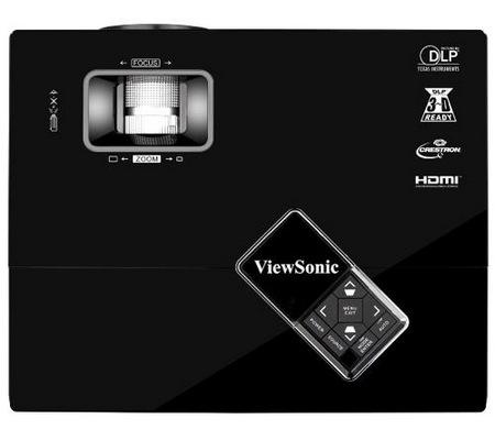 ViewSonic PJD6253, PJD6223 and PJD6553w DLP Projectors
