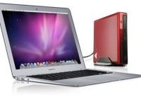 Apricorn Aegis NetDock Mac Edition with macbook air