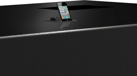 BEHRINGER iNuke Boom is probably the Largest and Loudest iPhone iPod Speaker Dock