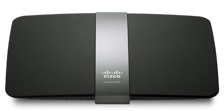 Cisco Linksys E4200 v2 Maximum Performance Dual-Band N900 Wireless Router