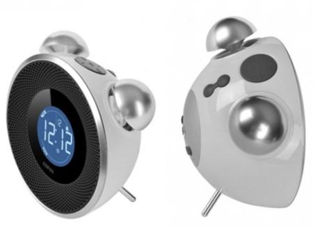 Edifier Tick Tock Bluetooth Speaker Alarm Clock1