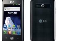 LG Optimus Glare E510 Entry-level Android Phone