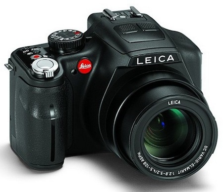 Leica V-LUX 3 is a rebranded Panasonic Lumix FZ150