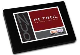 OCZ Petrol Series SSD based on Indilinx Everest Platform