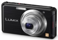 Panasonic LUMIX DMC-FX90 WiFi-enabled Digital Camera