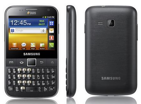 Samsung GALAXY Y Pro DUOS Dual-SIM Android Phone 1