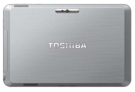 Toshiba Dynabook WT301D 10.1-inch Windows 7 Tablet PC back