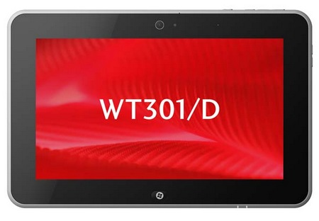 Toshiba Dynabook WT301D 10.1-inch Windows 7 Tablet PC
