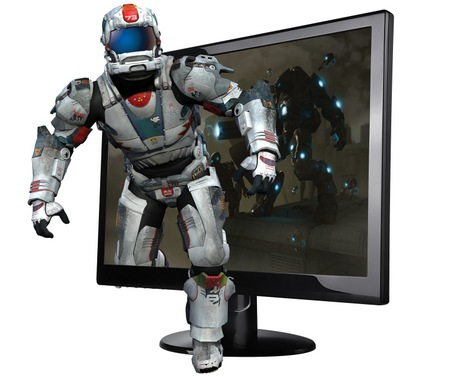 AOC e2352Phz Full HD 3D Monitor 1