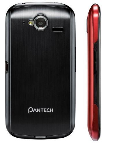 AT&T Pantech Burst 4G LTE Smartphone back side