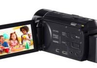 Canon VIXIA HF R32, VIXIA HF R30 and VIXIA HF R300 Full HD Camcorders with 51x Advanced Zoom