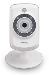 D-Link DCS-942L Enhanced Wireless N Day Night Home Network Camera