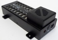 Datamation Power Pad 16 USB Charger powers 16 iPads at the same time
