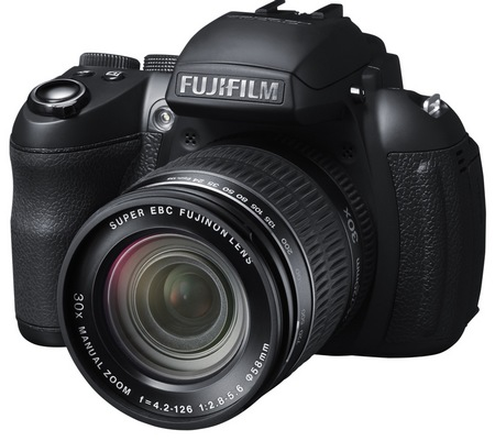 FujiFilm FinePix HS30EXR and HS25EXR Cameras with 30x Optical Zoom