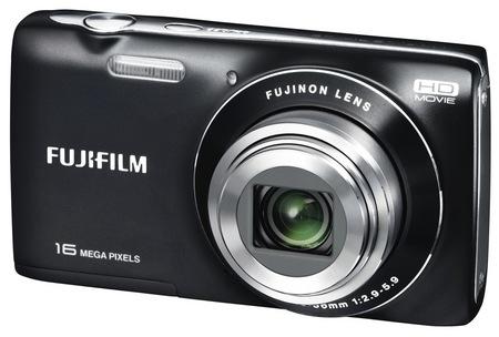 FujiFilm FinePix JZ250 8x zoom camera