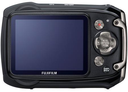 FujiFilm FinePix XP150, XP100 rugged camera back