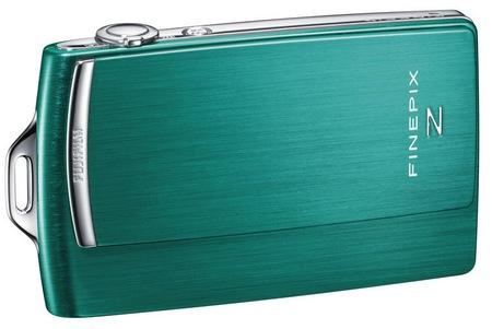 FujiFilm FinePix Z110 Compact, Stylish Camera jade