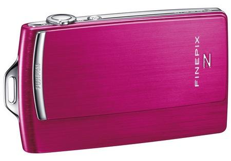 FujiFilm FinePix Z110 Compact, Stylish Camera pink