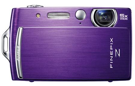 FujiFilm FinePix Z110 Compact, Stylish Camera purple