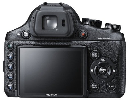 FujiFilm X-S1 26x Ultra Zoom Camera Heading to the US back