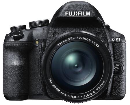 FujiFilm X-S1 26x Ultra Zoom Camera Heading to the US