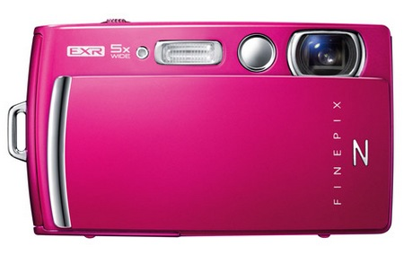 Fujifilm FinePix Z1000EXR Stylish Camera with WiFi pink