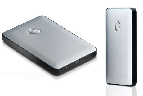 G-Technology G-DRIVE mobile USB Portable Hard Drive for Mac Notebooks