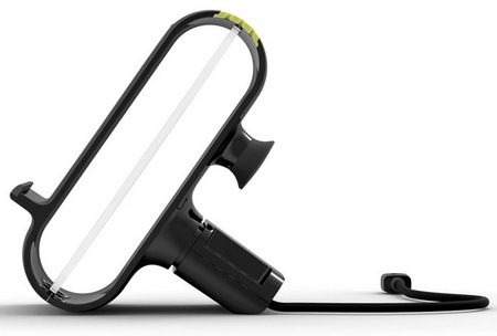Kanex Sydnee iOS Charging Station charges 4 iPads simultaneously side