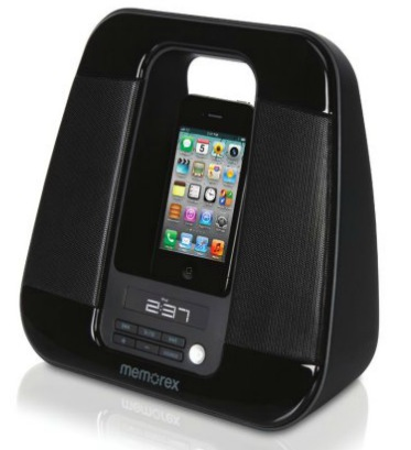 Memorex MA2213 ultra portable iphone speaker