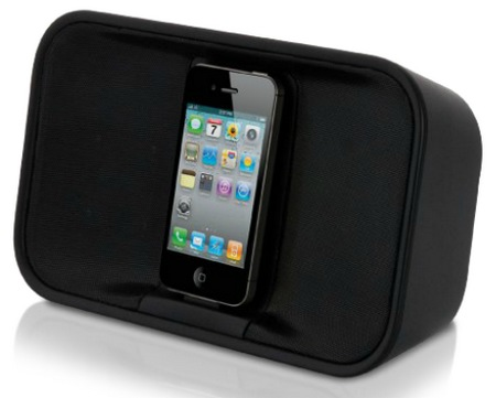 Memorex MA7221 App-Enhanced Portable iPhone iPod Speaker Dock