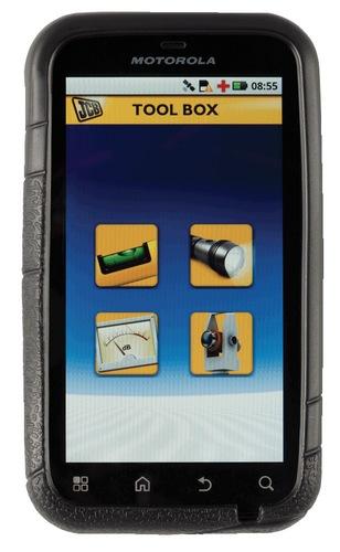 Motorola DEFY+ JCB Edition Work-proof Smartphone
