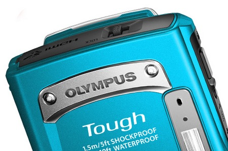 Olympus TOUGH TG-320 Rugged Digital Camera 1