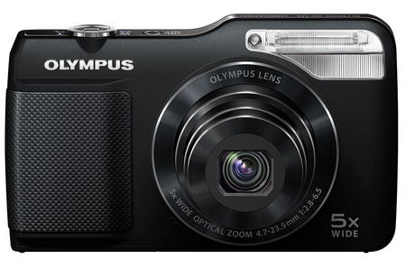 Olympus VG-170 Digital Camera black