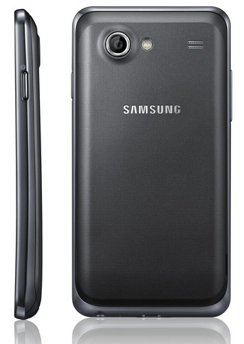Samsung GALAXY S Advance Mid-range Smartphone back side