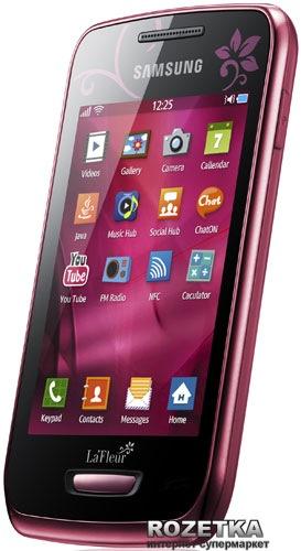 Samsung Wave Y La Fleur Edition 1