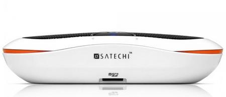 Satechi Audio Move SD Portable Speaker microsd