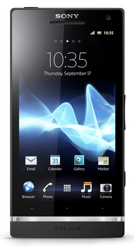 Sony Ericsson Xperia S Android Smartphone 1