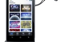Sony Walkman Z1000 Mobile Entertainment Player runs Android