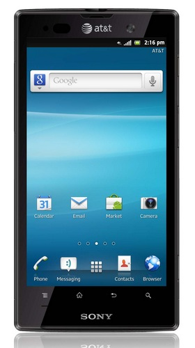 Sony Xperia ion LTE Smartphone for AT&T