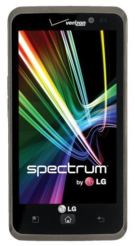 Verizon LG Spectrum LTE 4G Smartphone with IPS Touchscreen